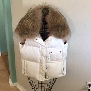 Authentic Burberry vest